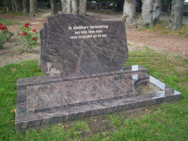 Grafsteen Noordwolde