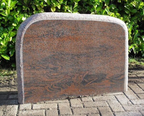 mooie grafsteen