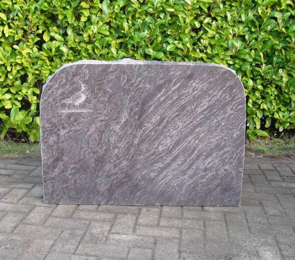 Grafsteen met ets