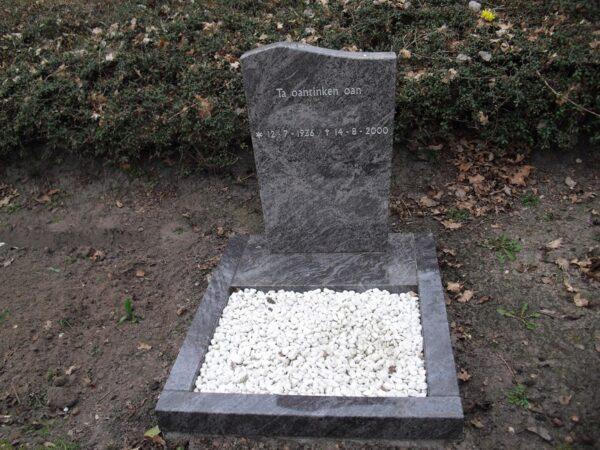 Urn monument Joure