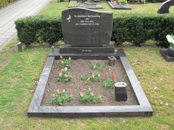 Grafsteen Kampen