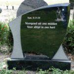 Grafsteen Makkum