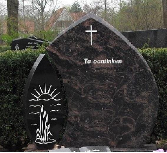Grafmonumenten Friesland