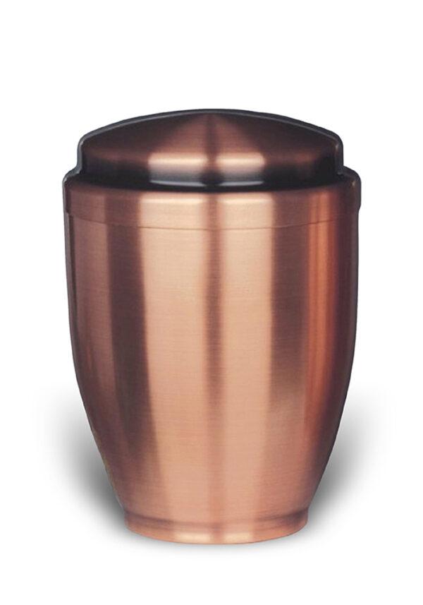 sier urn koper van metaal