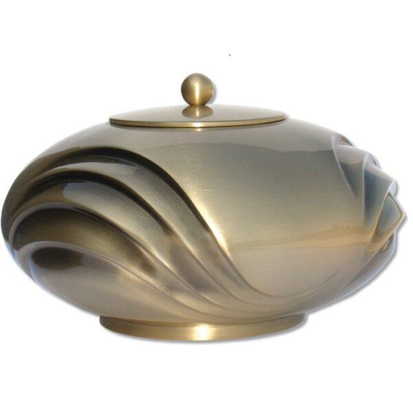bronzen urn 17
