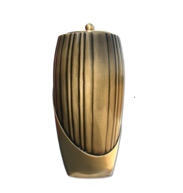 sier urn brons