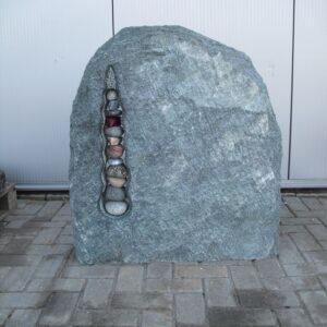 R22 Bijzonder Italiaanse Valverde grafsteen