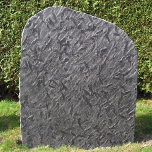 Matrix granieten grafsteen bij AB Grafstenen