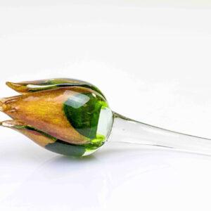 tulp geel greon