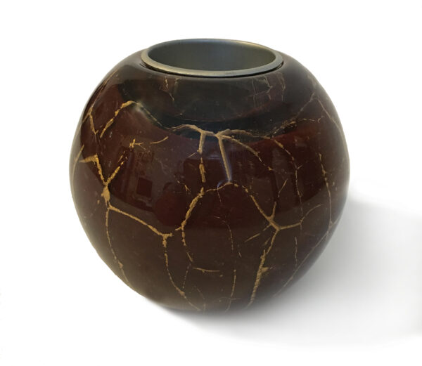 urn glas 9 cm